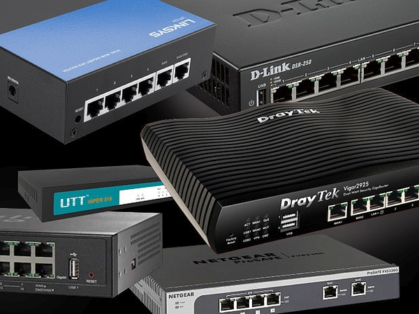 Network Hubs and Routers